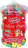 Cheap Pupcorn Holiday Cheer Hydrant, Color: Beef, Chicken & Veggie Flavors, 25 Oz