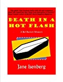 Death in a Hot Flash by Jane Isenberg front cover