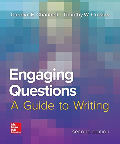 Engaging Questions 2e with MLA Booklet 2016 and Connect Composition Access -