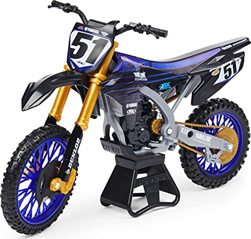 Supercross, Authentic Justin Barcia 1:10 Scale...