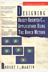 Designing Object Oriented C++ Applications Using The Booch Method Hardcover