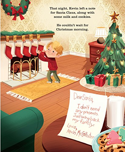 Home Alone: The Classic Illustrated Storybook (Pop Classics) by Quirk Books (Image #5)