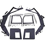 Seizmik Framed Door Kit - POL RANGER 400 2010 - 2014; POL RANGER 500 2017 -