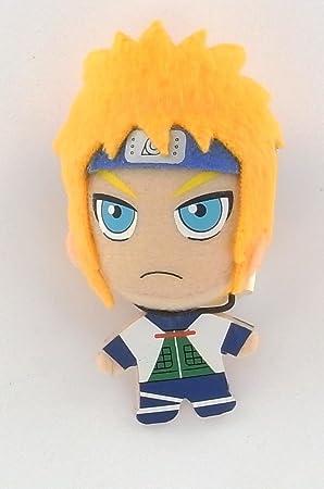 Naruto Shippuden Strap peluche Eclair amarillo de Konoha Minato Namikaze [juguete]: Amazon.es: Juguetes y juegos