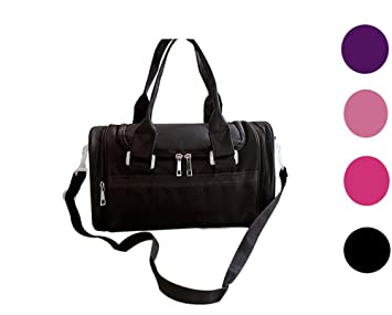 c29a4818dd Image Unavailable. Image not available for. Colour  Small Dance Duffel Bag  for Girls Small Gym ...