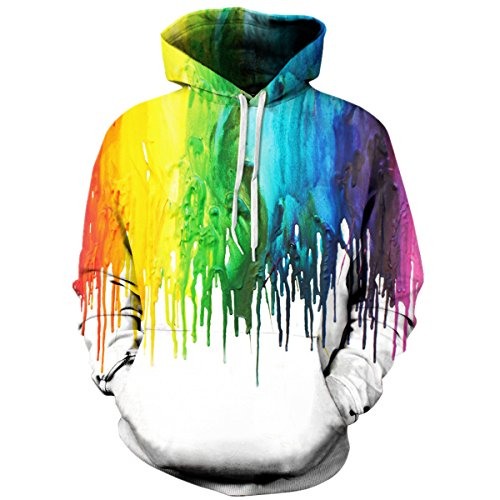 OYABEAUTY Boys Teen 3D Print Graphic Sweatshirts Long Sleeve Pullover Hoodies with Pocket