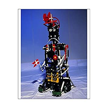Amazon De Fotodruck Lego Humanoid Robot Bekannt Als Elektra