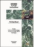 Land Rover Defender 93/95, Brooklands Books Ltd, 1855205122