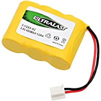 Ultralast Cordless Phone3-1/2AA-K2 Nickel Cadmium (NICD) Battery