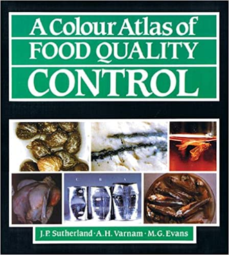 Book Colour Atlas of Food Quality Control (A Wolfe Science Book)
