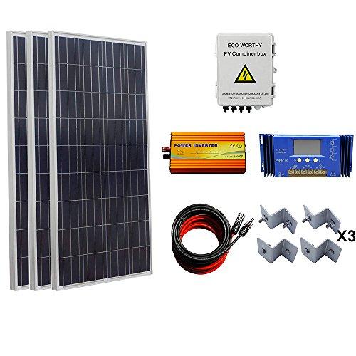 450 watt solar panel - 1