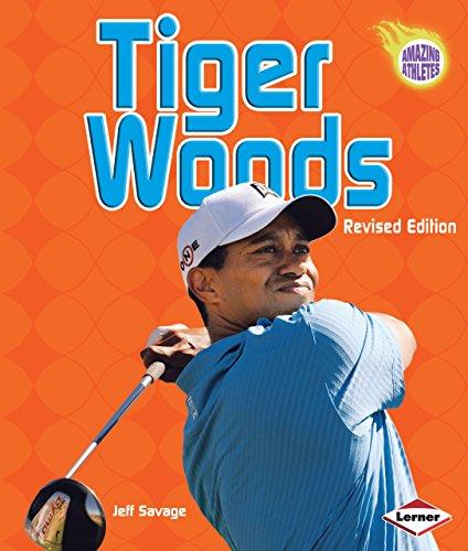 Tiger Woods, 3rd Edition (Amazing Athletes) por Jeff Savage