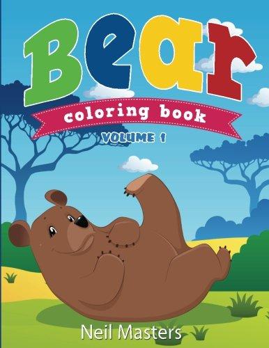 Avon Bear - Bear Coloring Book (Avon Coloring Books)