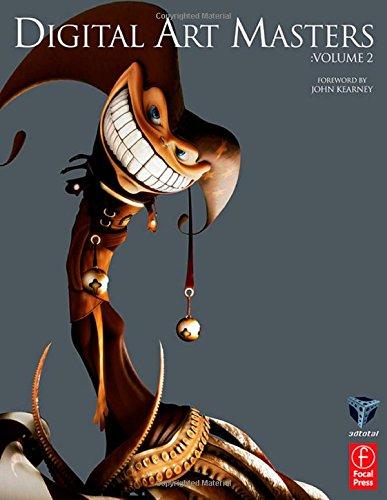 Digital Art Masters: Volume 2 (Digital Art Masters Series)