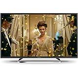 Panasonic TX-43ESW504 VIERA 108 cm (43 Zoll) LCD Fernseher (Full HD, 600Hz bmr, Quattro Tuner, TV auf IP Client, USB Recording)