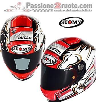 Casco de moto Suomy SR-sport Dovizioso Replica L