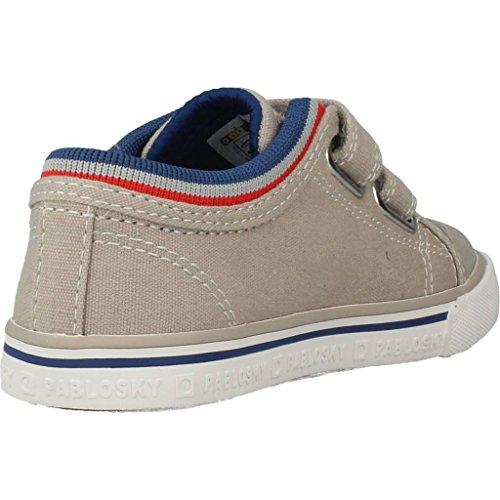 Pablosky Jungen 940850 Sneakers Hellbraun