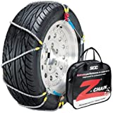 Security Chain Company Z-547 Z-Chain Extreme Performance Cable Tire Traction Chain - Set of 2