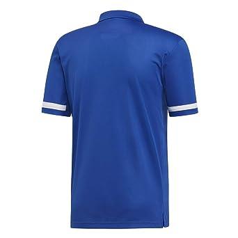 adidas Team 19 Polo - Polo Deportivo para Hombre, Talla L, Color ...