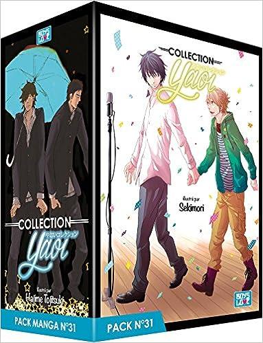 Pack Boys Love Partie 31 : Avec 5 Mangas Yaoi Boys Love ...