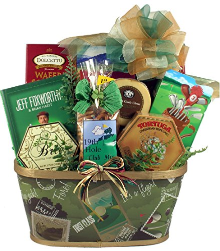 Golfers Gift Set - Gift Basket Village Par-Tee On Gift Set, Golf