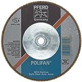 PFERD Polifan SG Abrasive Flap Disc, Type