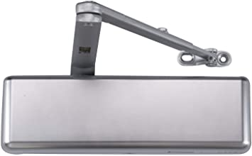 Extra Heavy Duty Grade 1 Commercial Cast Iron Door Closer LCN 4040XP Footprint