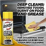 Easy-Off Heavy Duty Oven Cleaner, Regular Scent