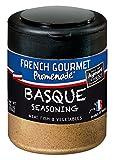 French Gourmet Promenade - Basque Seasoning for Meat, Fish & Vegetables - 4.6 oz