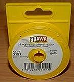 Brawa : Bobine de 25 m de fil jaune 0,14 mm²