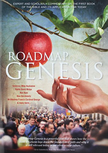 Roadmap Genesis - Expert and Scholarly Commentary on the First Book of the Bible and its Application for Today - - Mall Governors