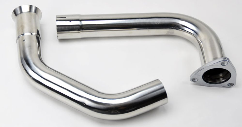 Chevy S10 GMC Sonoma 96-00 2.2L 2WD Performance Exhaust Header Manifold w// Pipe