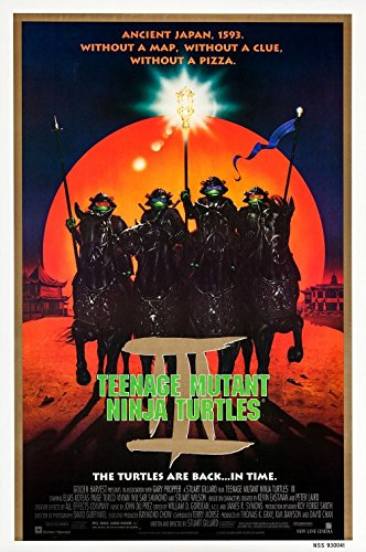Amazon.com : TEENAGE MUTANT NINJA TURTLES III (1993 ...