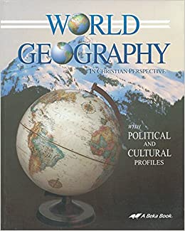 Book Beka World Geography In Christian Perspective {12815} (With Political And Cultural Profiles)