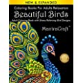 Coloring Book For Adults Beautiful Birds Adult Coloring Book With Stress Relieving Bird Designs And Patterns For Relaxation Nature Coloring Books
