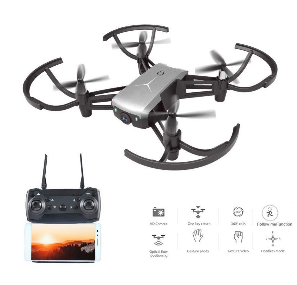 Drone con WiFi 720P 120 ° Cámara HD de Gran Angular Plegable RC ...