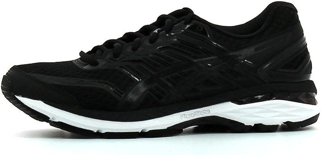 Asics T707N9099, Zapatillas de Running para Hombre, Negro (Black/Onyx/White), 46 EU: Amazon.es: Zapatos y complementos