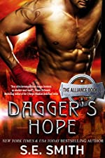 Dagger's Hope: The Alliance Book 3: Science Fiction Romance