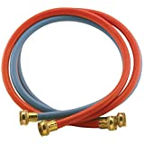 X1109RB-6FF-TP EDPM Rubber Washing Machine Hoses, 2 pk (6ft) - 90 DAYS