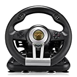 PXN V3II Racing Game Steering Wheel with Brake