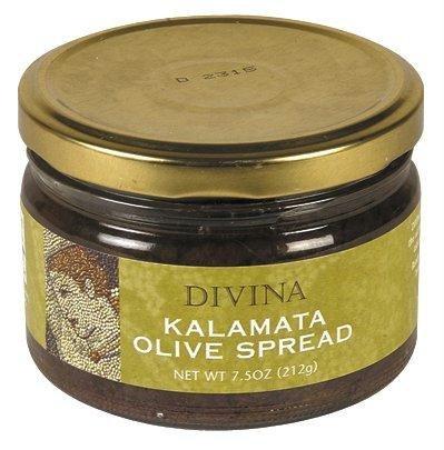 Divina Kalamata Olive Spread ()