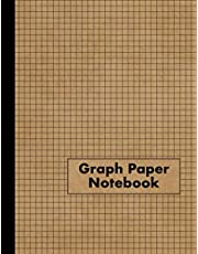 Graph Paper Notebook: Large Simple Graph Paper Journal - 120 Quad Ruled 4x4 Pages 8.5 x 11 inches - Grid Paper Notebook for Math and Science Students