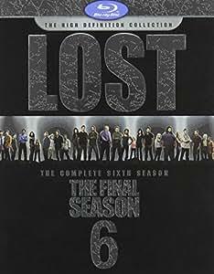 Lost Season 6: The Final Season - 5-DISC BD [Blu-ray]