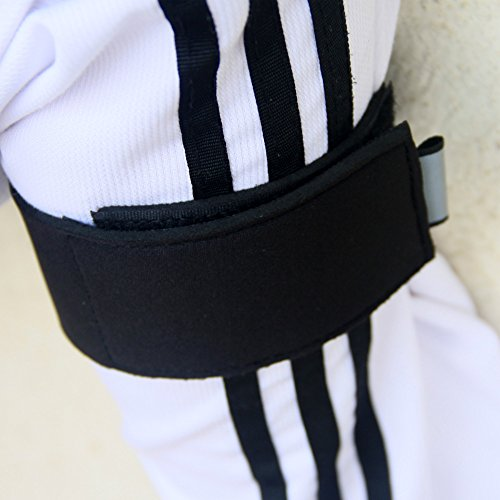 Neoprene Velcro - SAMSFX Reflective Neoprene Ankle Pant Garters for Wader Boot Straps Fly Fishing Riding Accessories (2-Pack)