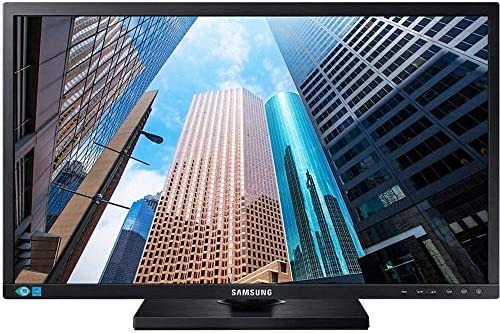 Samsung S22e450mw 55 88 Cm Monitor Schwarz Computer Zubehör