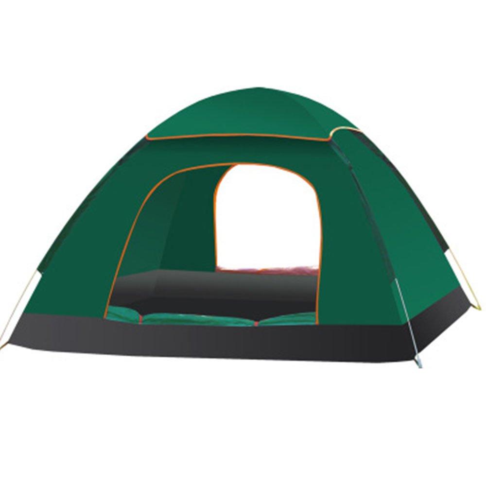MINGCHEN einfaches Setup Strand Zelt Outdoor Automatische Pop Up Beach Zelt, leicht für Familie mit UV 50 + Schutz
