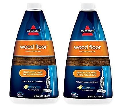 Amazon Bissell Crosswave Wood Floor Cleaning Formula Restore