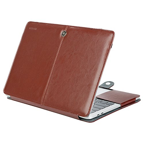 Mosiso Leather Newest MacBook without