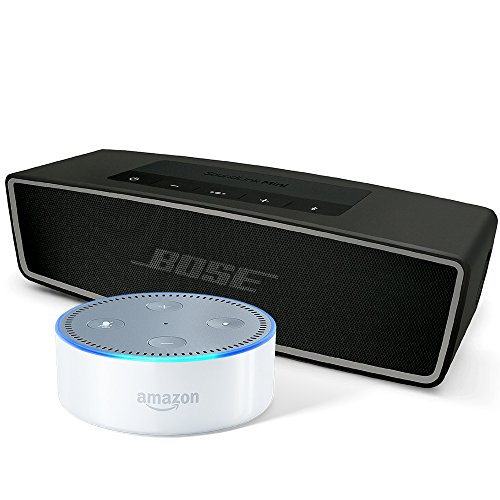 all-new-echo-dot-2nd-generation-white-bose-soundlink-mini-ii-carbon