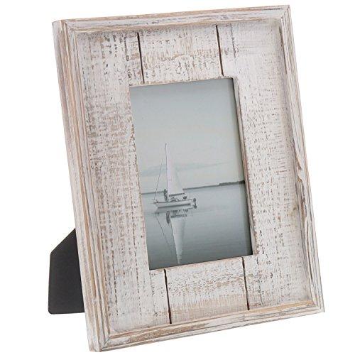 (Barnyard Designs Rustic Distressed Picture Frame 5